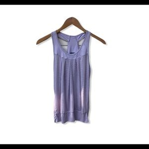 Lija Morning Glory Starburst Athletic Tank Top New